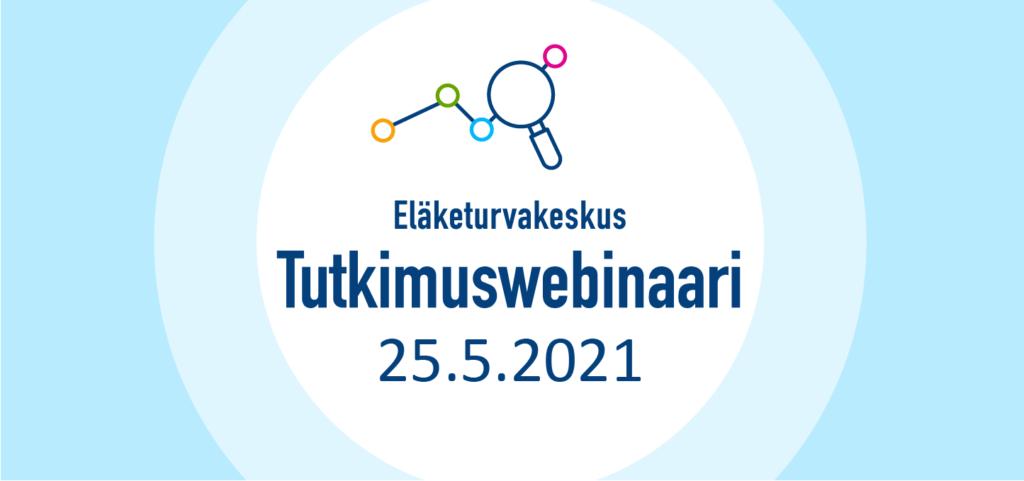 Tutkimuswebinaari 25.05.2021